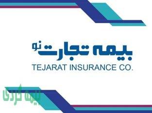 نمایندگی بیمه تجارت نو امیر عربی به کد 30342